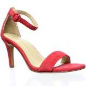 Naturalizer Kinsley Dress Sandals - Red